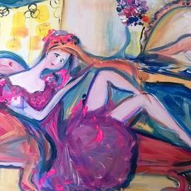 Judith Desrosiers - Dressing room day dream