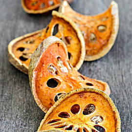 Elena Elisseeva - Dried bael fruit
