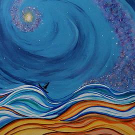 Kathy Peltomaa Lewis - Drifting