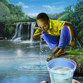 Anthony Mwangi - Draw and Drink