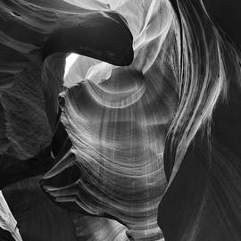 Silvio Ligutti - Drinking from the Fountain Antelope Canyon Navajo Nation Page Arizona