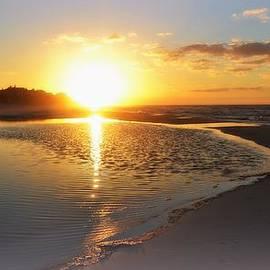 Toni Abdnour - Dripping Sunrise