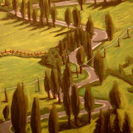 Joseph Hawkins - Drive Through Italy