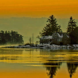 Stephen Anthony - Drummore Bay - Phippsburg Maine