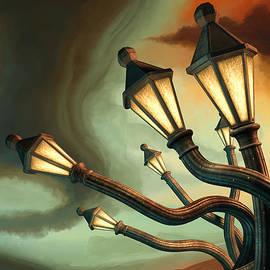 Remus Brailoiu - Drunk Streetlamps