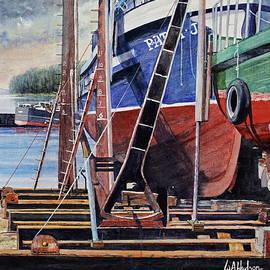 Bill Hudson - Dry Dock
