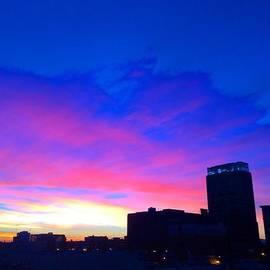 Robert Stewart - Dt Los Angeles #sunset #skyline