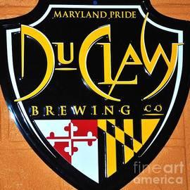 Marcus Dagan - Du Claw Brewery Sign