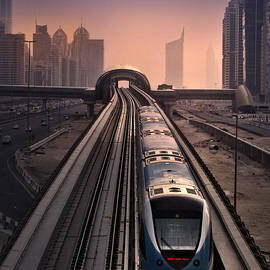 Radoslav Nedelchev - Dubai Marina Metro