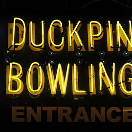 Chuck Johnson - Duckpins