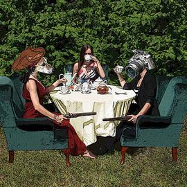 Falon Barnes - Duel at High Tea