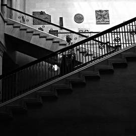 Andre Van Vegten - Dueling Stairs