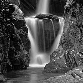 Matt Plyler - Duggers Creek Falls - North Carolina Waterfall Photograph Series