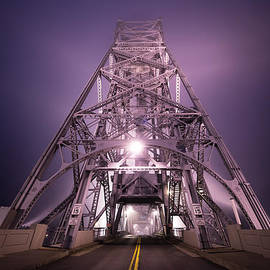 Mark Goodman - Duluth Aerial Lift Bridge