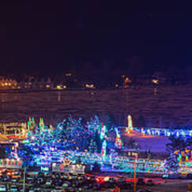 Paul Freidlund - Duluth Christmas Lights