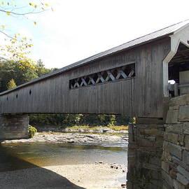 Catherine Gagne - Dummerston Covered Bridge