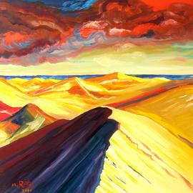 Moshe Rosental - Dune  Island