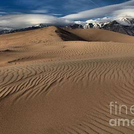 Adam Jewell - Dunes Ripples And Clouds