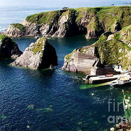 Joe Cashin - Dunquin Harbour