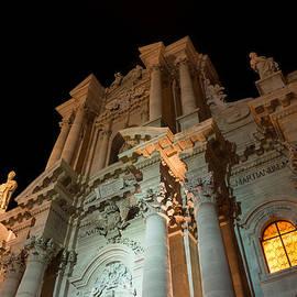 Georgia Mizuleva - Duomo - Cathedral - Siracusa - Syracuse - Sicily - Italy