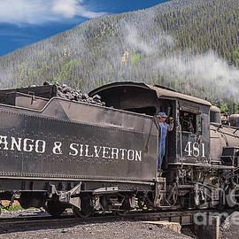 Janice Rae Pariza - Durango and Silverton
