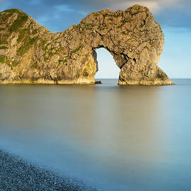 Brian Jannsen - Durdle Door Sunset