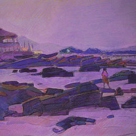 Igor Suraev - Dusk.hua Hin Beach
