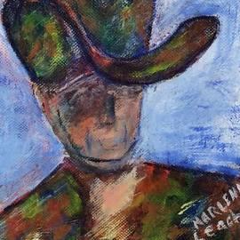Marlena Colino Leach - Dusty Cowboy
