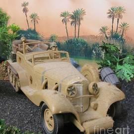 John Malone - Dusty Old Rommel