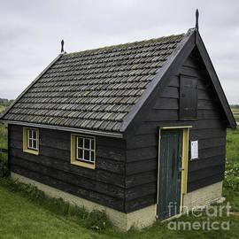 Teresa Mucha - Dutch Barn Kinderdijk Squared