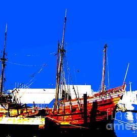 Roberto Gagliardi - Duyfken 1606 in Fremantle