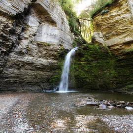 Trina  Ansel - Eagle Cliff Falls