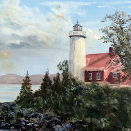 Lee Piper - Eagle Harbor Light