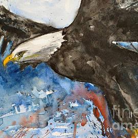 Ismeta Gruenwald - Eagle in Flight