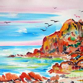 Roberto Gagliardi - Eagle Rock Down South Wester Australia