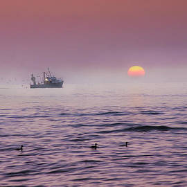 Adrian Campfield - Early Morning Catch