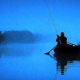 Colette V Hera  Guggenheim  - Early Morning Fishing