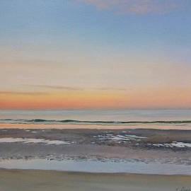 Ellen Paull - Early morning sky