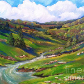 MarLa Hoover - Early Spring In The Foothills 1