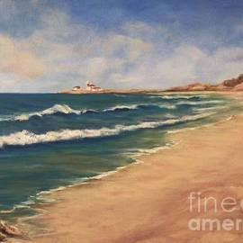 Anne Barberi - East Beach Watch Hill