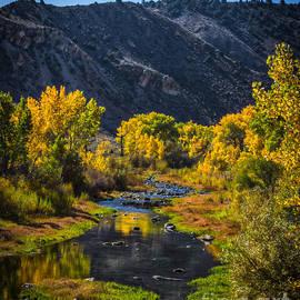 Mitch Shindelbower - East Fork Carson River