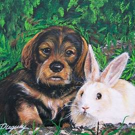 Sharon Duguay - Easter Buddies