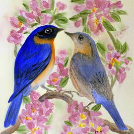 Donna Walsh - Eastern Bluebird