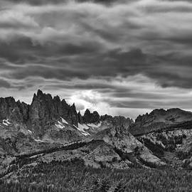 Terry Garvin - Eastern Sierras Summer Storm
