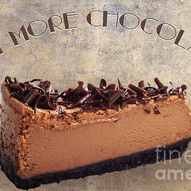 Andee Design - EAT MORE CHOCOLATE- Dessert - Baker - Kitchen