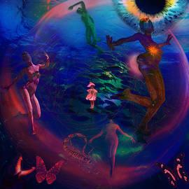 Joseph Mosley - Ecology Dancer