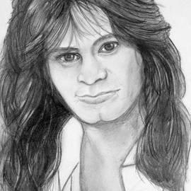 Manon Zemanek - Eddie Van Halen