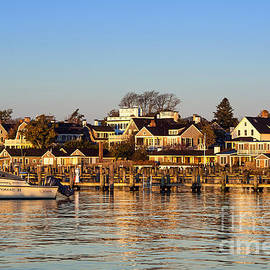 John Greim - Edgartown Harbor