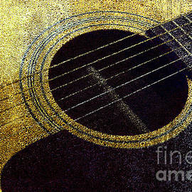 Andee Design - Edgy Guitar Yellow 2