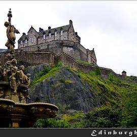 AGeekonaBike Photography - Edinburgh Castle I